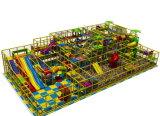 2016 Kind-Plastikplättchen-Innenkind-Spielplatz-Innenspielplatz