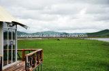 Het dubbele het Kamperen van de Luxe van Lagen OpenluchtHotel van de Tent van de Safari van de Tent