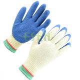 Новые приезжанные покрынные нитрилом трудные защитные перчатки промышленной работы