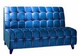 Blocco per grafici di legno materiale del tessuto cinese della fabbrica che pranza i sofà (UL-NS442)