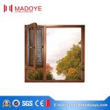 Qualitäts-Dekoration-materielles Flügelfenster-Fenster mit Ineinander greifen