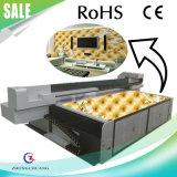 3D 벽면 또는 지면 또는 Windows UV 평상형 트레일러 인쇄 기계