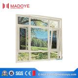 China Supplier Fenêtre à châssis en aluminium trempé en verre trempé