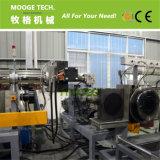 Riga di plastica residua di pelletizzazione del PE pp/macchina di granulazione film di materia plastica
