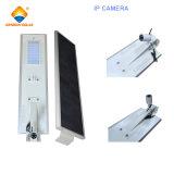 luz de rua 30W solar Integrated com câmera do IP (KS-S30C)