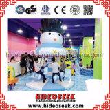 Фабрика оборудования зрелищности замока льда для детей