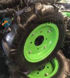 Rotella di gomma resistente all'uso per la rotella della falciatrice da giardino (4.00-8)