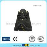 Закрытие Ссадин-Упорной сетки атлетических ботинок верхнее Lace-up