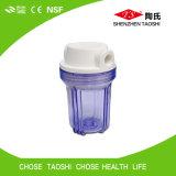 Boîtier de crépine domestique de cartouche de l'eau minérale de RO