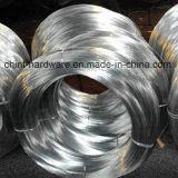 Горяч-Окунутый провод связи бандажной проволоки провода оцинкованной стали для фабрики конструкции сразу поставляет