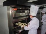 3-Deck 6-Tray Luxuxgas-Ofen von der realen Fabrik