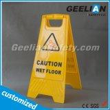 Un formulaire Whoelsale Road Safety Traffic Advertisment Wet Floor Sign Board pour l'hôtel