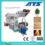 焼き付けることによってエネルギーを作る強制送り装置が付いている木製の餌の出版物の製造所
