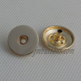 Brand Name Custom Casting Snap Button for Coat