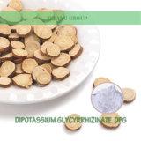 Fábrica de la fuente de polvo cosmético Ep 98% DPG Dipotassium Glycyrrhizinate