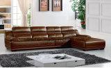 Sofa moderne de loisirs de meubles de salle de séjour (HX-FZ045)