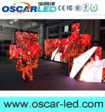 P3.91 P4.81 P5.95 P6.25 SMD im Freien dünner Schrank-farbenreiche Miete LED-Bildschirmanzeige