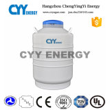 Struttura ad alta resistenza 3 L serbatoio dell'azoto liquido/contenitore criogenico della lega