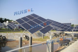 Système de recherche solaire incliné de Simple-Axe
