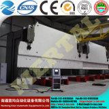 Máquina de dobrar em tandem Máquinas-ferramentas CNC Pressão hidráulica Freio