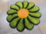 Spezielle Form mit The Sun-Blume Parttern Teppich