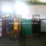 RoHS aprovou o registro Rolls da fita de PVC com adesivo forte para a proteção elétrica (0.13mm x 1250mm X os 10m)