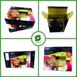 Filete de empaquetado de la caja de cartón de la categoría alimenticia