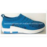 Самая новая тапка ботинка спорта идущих ботинок вскользь ботинка ботинка Flyknit