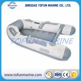 Barca gonfiabile di Hypalon/PVC con il tipo di legno a stecche del pavimento (TF-SW)