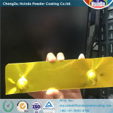 Cnady黄色いエポキシポリエステル粉のコーティング