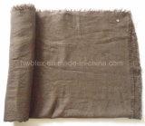 Шаль теплых шерстей имитационные обыкновенные толком акриловые/шарф (HWBA012)