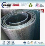 2017 doble papel de aluminio XPE espuma de tejado de calor Material de aislamiento