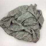 130*130cm 100% sciarpe lunghe del cotone per lo scialle dell'accessorio di modo delle donne