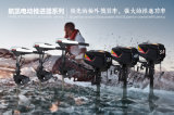 Barco de pesca elétrico sem escova 4.0HP 48V 1000W