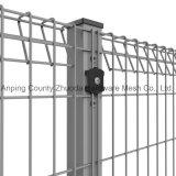 Загородка сетки верхней части крена награды 2X2.5m покрынная порошком гальванизированная