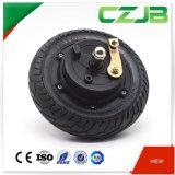 8 moteur électrique 36V 250W de moyeu de roue de la bicyclette BLDC de frein à disque de pouce