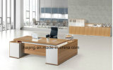Cor simples tabela personalizada do escritório, mesa do gerente & tabela executiva