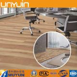 Planche de plancher de vinyle en PVC et bois innocent