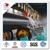 Tubulação de Dn600 Sch40 API5l X52 LSAW com 3lpe
