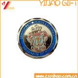 바퀴 국경 (YB-SM-69)를 가진 주문 금 선물 동전 또는 기념품 동전