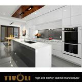 Unità moderne superiori del Governo del Pantry della cucina con gli armadietti operati Tivo-0192h di Ktichen
