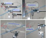 Chaufferettes eutectiques de machine de soudure de chaufferettes de cartouche du diamètre 4mm