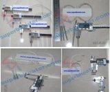 Kassetten-Heizungs-Element-elektrisches Heizungs-Gefäß des Durchmesser-4mm industrielles