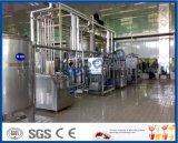 5T/H de op smaak gebrachte installatie van de gepasteuriseerd melkproductie