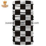 Pañuelos de promoción cabeza de moda Envolturas de encargo de múltiples funciones