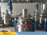 Tanque de mezcla de acero inoxidable 500L con agitador magnético