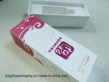 Kunstdruckpapier-Geschenk-verpackenkasten mit Zwischenlage