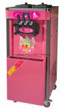 Máquina comercial do gelado de três sabores