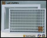 알루미늄 HVAC 기록기 벽 기록기 공기 석쇠
