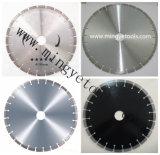 le diamant de circulaire de 350mm scie la lame